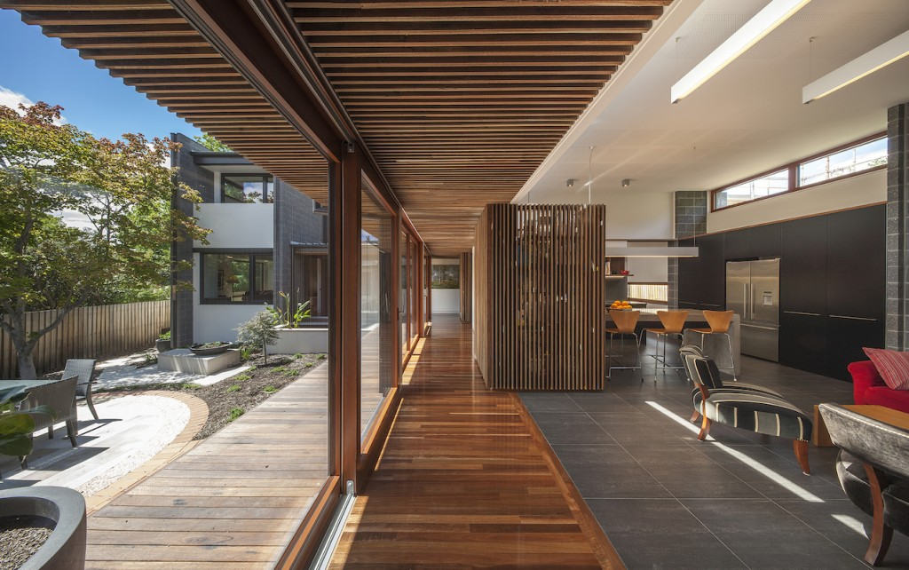 Paul Kerr - Preferred Builders & Philip Leeson Architects. Maxwell St Yarralumla. ACT